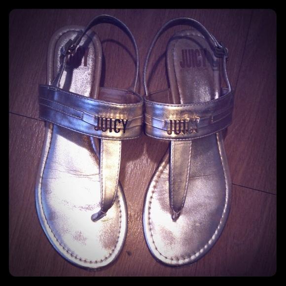 Juicy Couture Shoes - Sandals